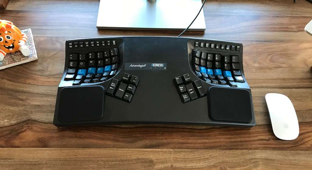 Advantage 2 Keyboard
